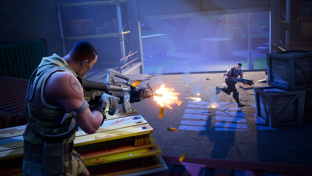 Fortnite Latest Update Adds New Heavy Sniper New Soaring 50 S Ltm