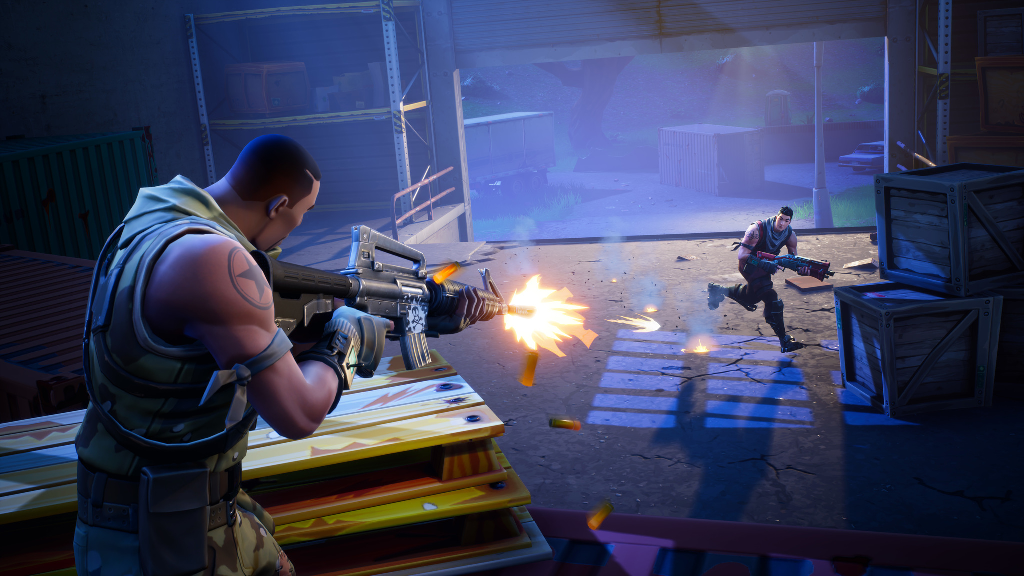 Fortnite: The Best (And Worst!) Guns   Every Weapon Type Ranked [VIDEO]