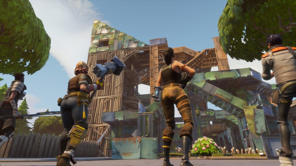 Latest Fortnite Update Adds New Rift-to-Go Item, New Score
