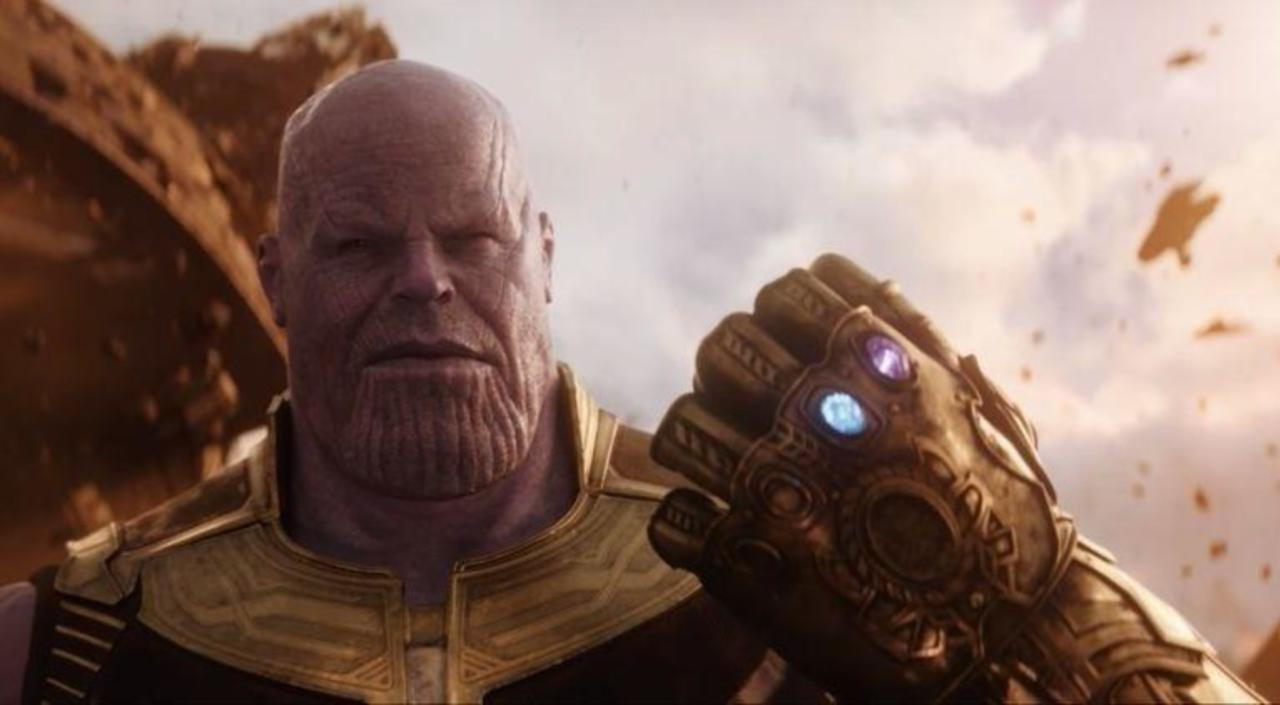 God of War (2018): Yes, There's A Infinity Gauntlet Easter Egg & It Shoots Purple Laser Beams
