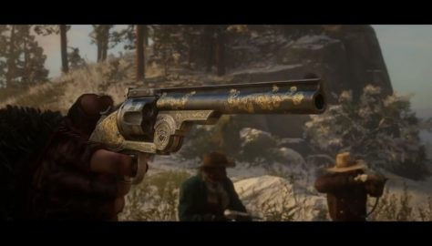GTA: Online – How To Get Red Dead Redemption 2 Weapons | Stone Hatchet & Revolver Guide