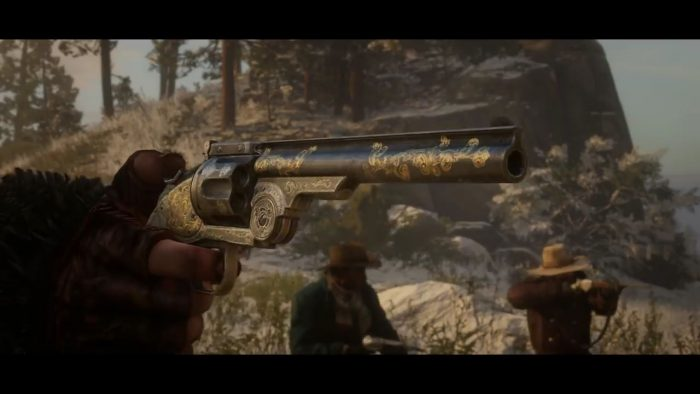 Gta Online How To Get Red Dead Redemption 2 Weapons Stone