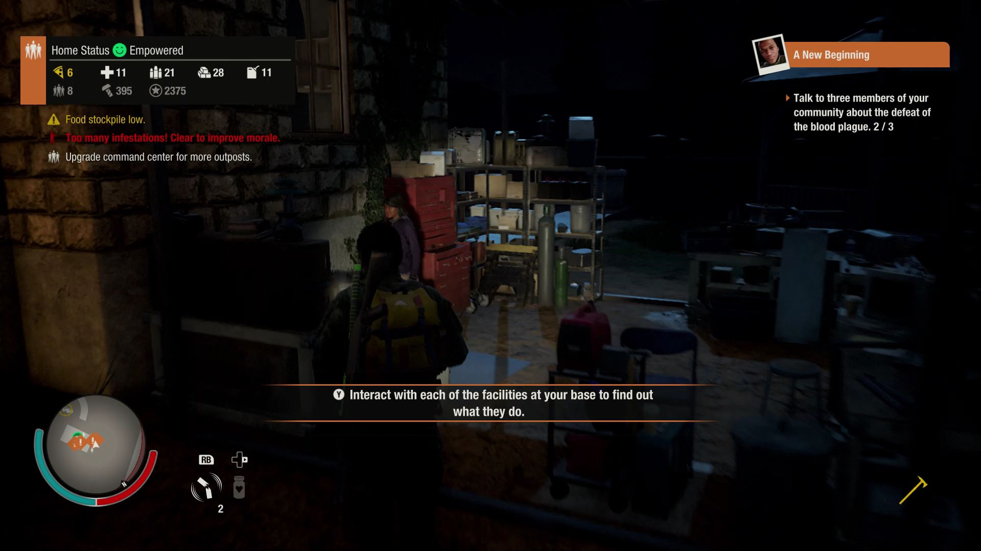 State of Decay 2: Sheriff Legacy Goal Walkthrough | Endings Guide