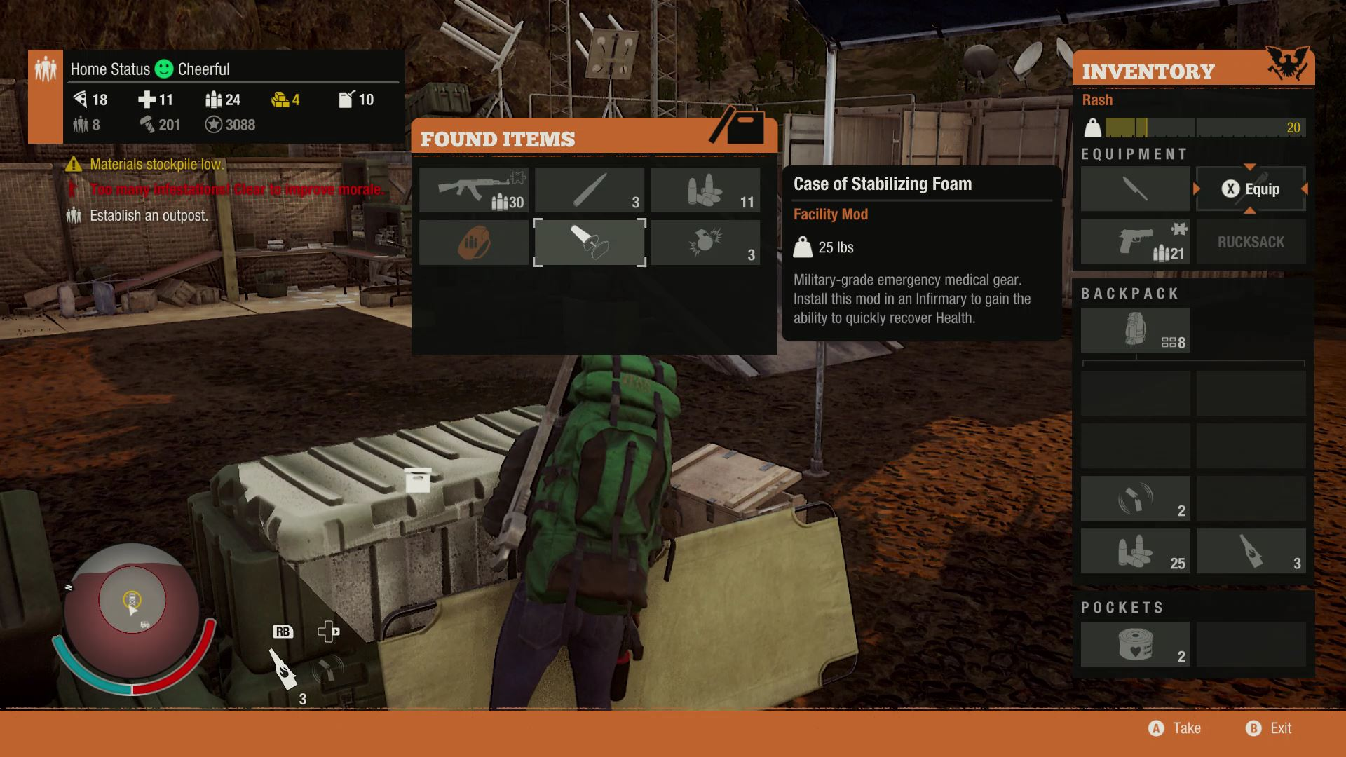 State of Decay 2: Everything You Need To Know About Outposts