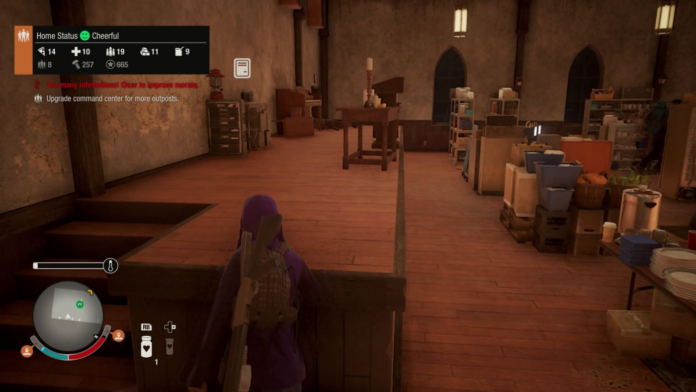 State of Decay 2: How To Manage & Improve Your Community