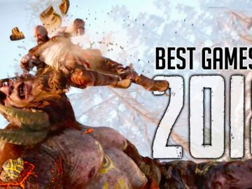 Top 20 Best Games Released So Far In 2018