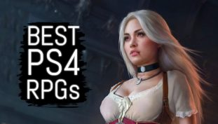 Top 33 Best RPG Video Games For PlayStation 4