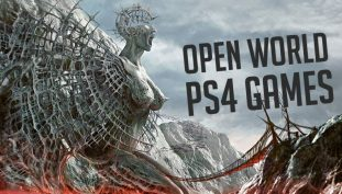 Top 25 Best Open World Video Games For PS4