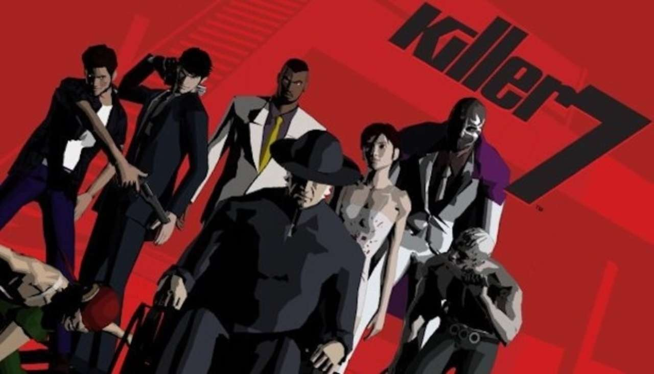 Suda51's Killer7 Finally Out on PC; Studio Releases Detailed List of Improvements
