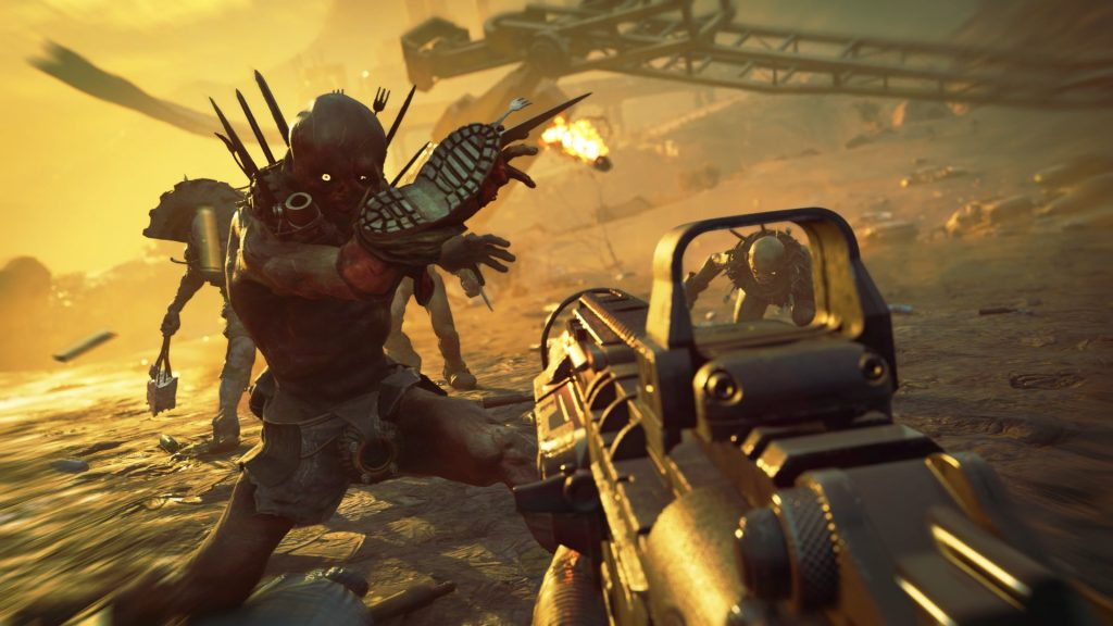 Bethesda announces first-person shooter game Rage 2