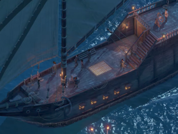 Pillars of Eternity II: Deadfire – All Ships Info & Best Upgrades