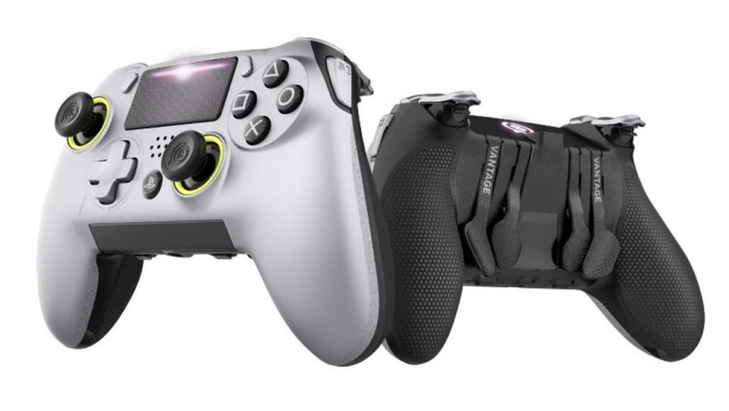 SCUF PS4 Vantage Controller Announced; Features Xbox-Like Asymmetrical Thumbsticks