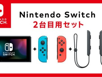 Nintendo Has Started Selling Switch Consles Without Docking Station