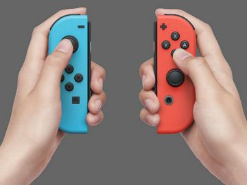 Nintendo Working On A Joy-Con Model Alteration
