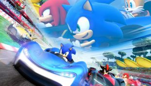 New Sonic Racing Game Features and Images Leaked
