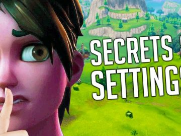 30 Fortnite: Battle Royale Secrets & Settings The GAME DOESN'T TELL YOU