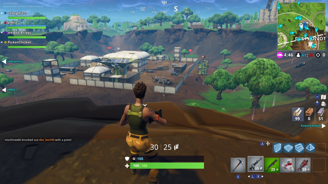 10 Things You Need To Know About Fortnite Battle Royale On Nintendo Switch Gameranx