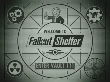 Fallout Shelter Lands On PS4 and Nintendo Switch Today