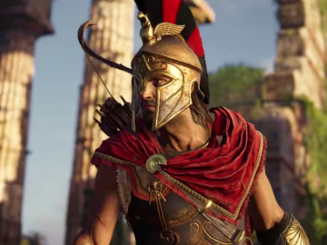 Assassin's Creed Odyssey Officially Announced