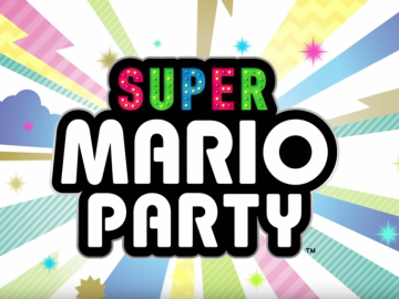 Nintendo Reveals Super Mario Party