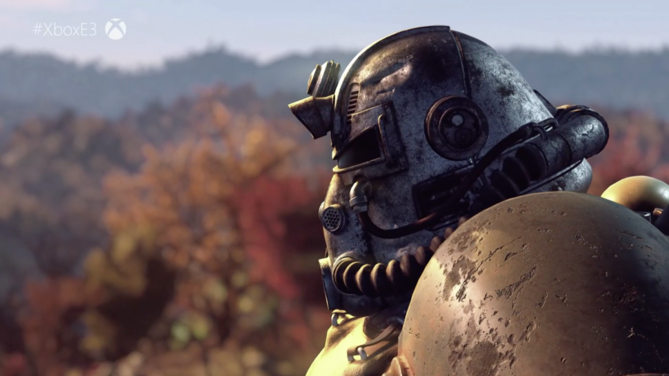 Fallout 76 Releases This Year November 14