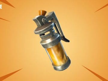 Fortnite Patch 4.4 Adds A New Timed Mode And Stink Bombs