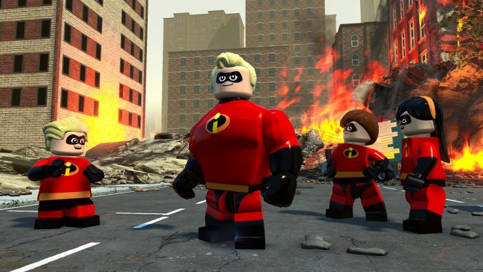 LEGO The Incredibles: All Red Brick Locations | Cheats Guide