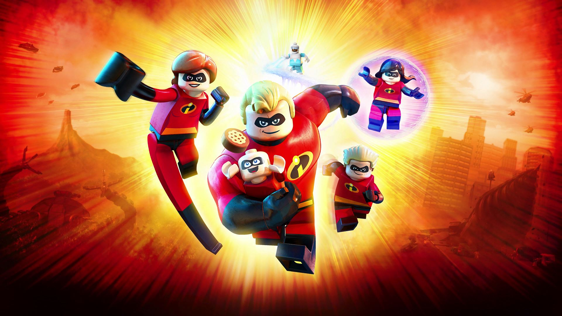 LEGO The Incredibles Walkthrough | Level 1: Under-Mined