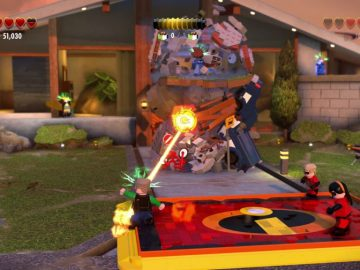 LEGO The Incredibles: All Minikits Locations Guide | Level 5: House Parr-ty