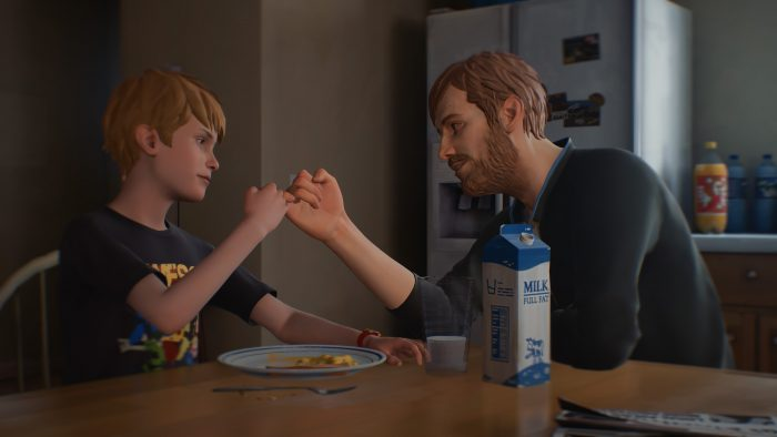 Life Is Strange 2: Captain Spirit – Dad's Phone Pin & Locker Codes | Secrets Guide