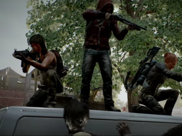 Overkill's The Walking Dead Receives New Trailer & Release Date