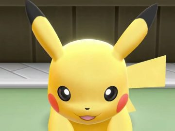 Amazon Leaks New Pokemon Games For Nintendo Switch