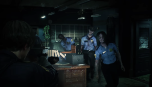 Resident Evil 2 Remake Finally Receives A Trailer
