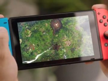 No Fortnite Cross-play Between Switch And PS4