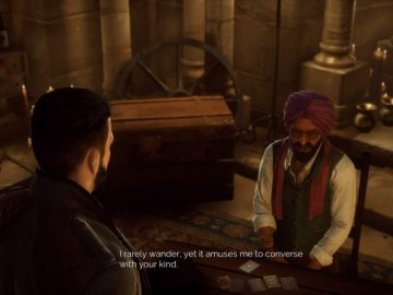 Vampyr: Unlock Every Hint With Help From A Fortune Teller | Hint Shop Location
