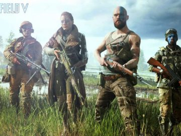 Battlefield V Battle Royale Will Be Post Launch Content