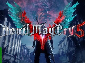 Devil May Cry 5 Announced and Screenshots Revealed; Releases Spring 2019