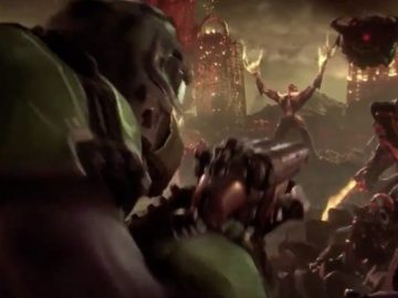 Watch Doom Eternal Gameplay Reveal Live [Updated]