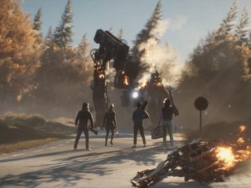 Avalanche Studios Reveal Generation Zero; An Open-World Action Title with Robotic Dogs