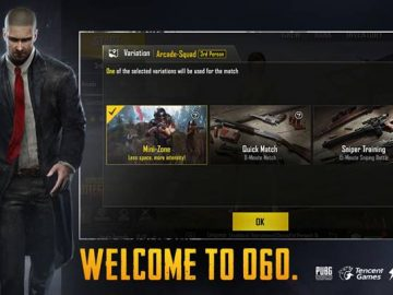 PUBG Mobile Gets A First Person Mode