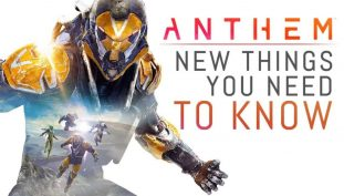 ANTHEM: 10 NEW Things You NEED TO KNOW