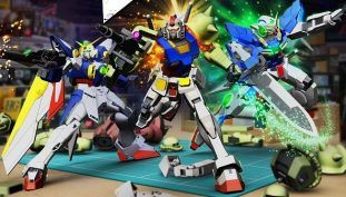 New Gundam Breaker PC Gets Delayed; PS4 Version Unaffected