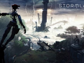 Insomniac Games Reveal Open-World VR Game Stormland