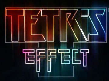 Futuristic Tetris Effect Announced from Creators of Rez Infinite