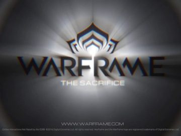 Warframe: The Sacrifice Cinematic Quest Now Out on PC; Coming Later this Summer to Consoles