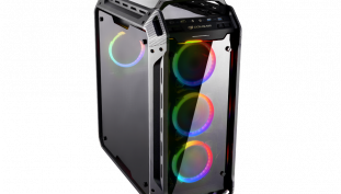 Cougar Panzer EVO RGB Case Review