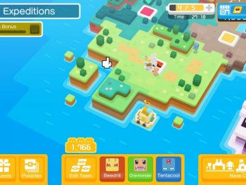 Pokemon Quest: 10 Tips To Help You Get Started | Beginner's Guide