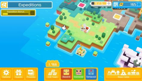 Pokemon Quest: 10 Tips To Help You Get Started   Beginner's Guide