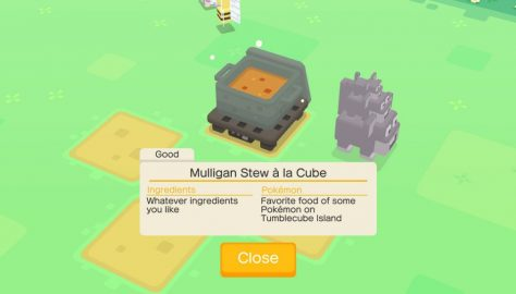 Pokemon Quest: How To Cook All Recipes   Complete Recipes Guide