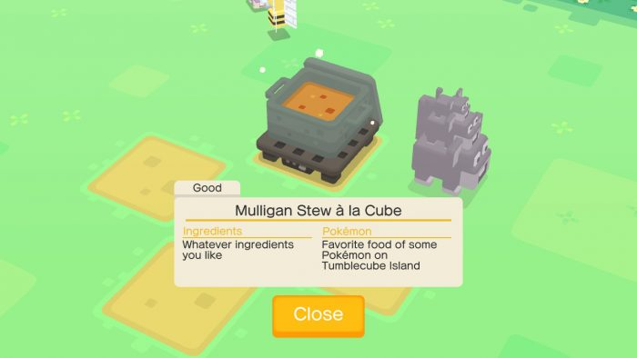 Pokemon Quest: How To Cook All Recipes | Complete Recipes Guide